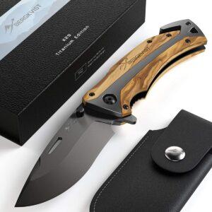 BERGKVIST® taskunuga K29 Titanium 3-in-1 1/3