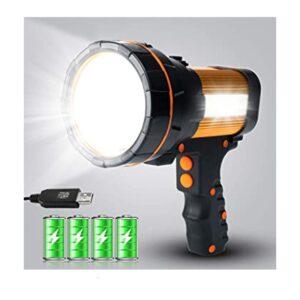 Maythank 35W LED taskulamp, 10000 Mah aku 1/3